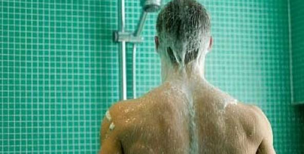 ducha y jabon