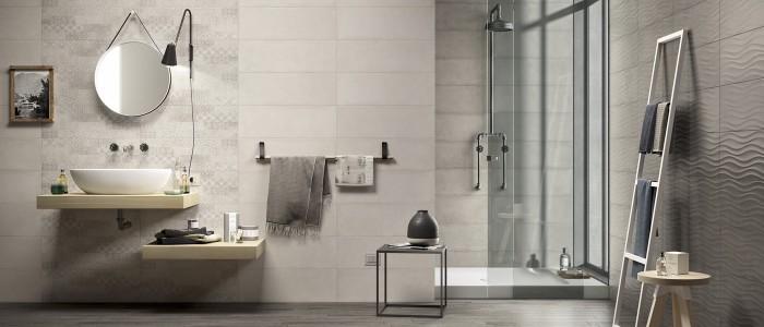 cómo gestionar el espacio de un baño grande