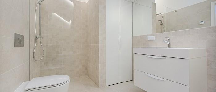 Beneficios de las duchas sin puerta