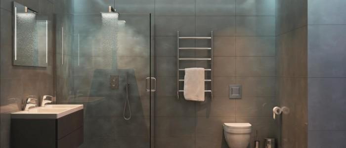 Ideas geniales para duchas modernas