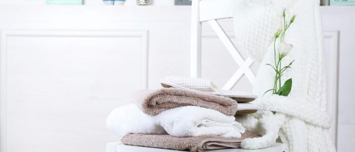 Vestidor y baño en un mismo espacio