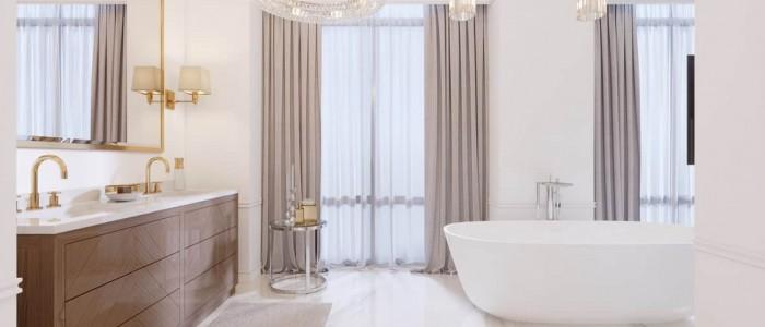 Detalles sencillos que convierten tu baño en un espacio lujoso