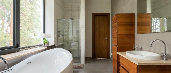 Mueble auxiliar de baño en columna, ¿por qué se necesita en el baño?