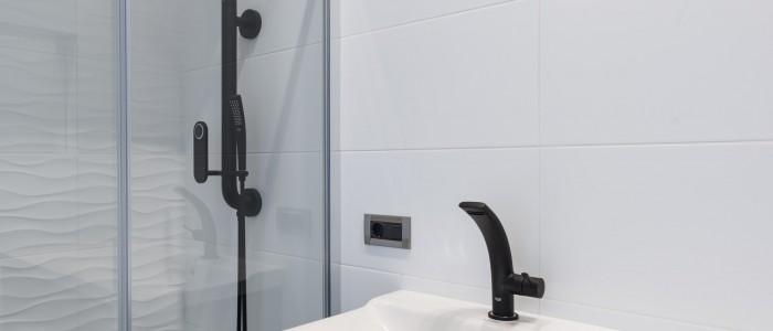 Grifería negra, lo más top para tus baños con estilo